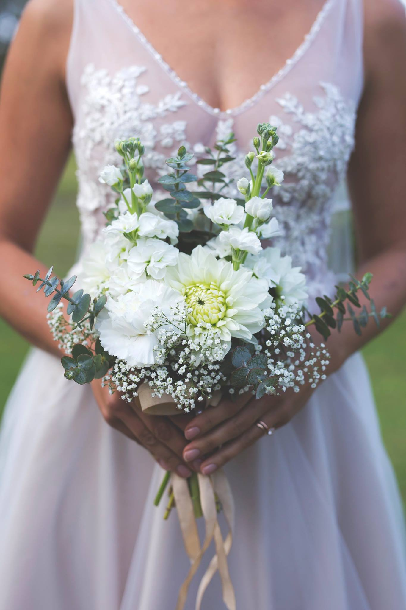bride holding flowers, wedding bouquet, Alice Payne photography