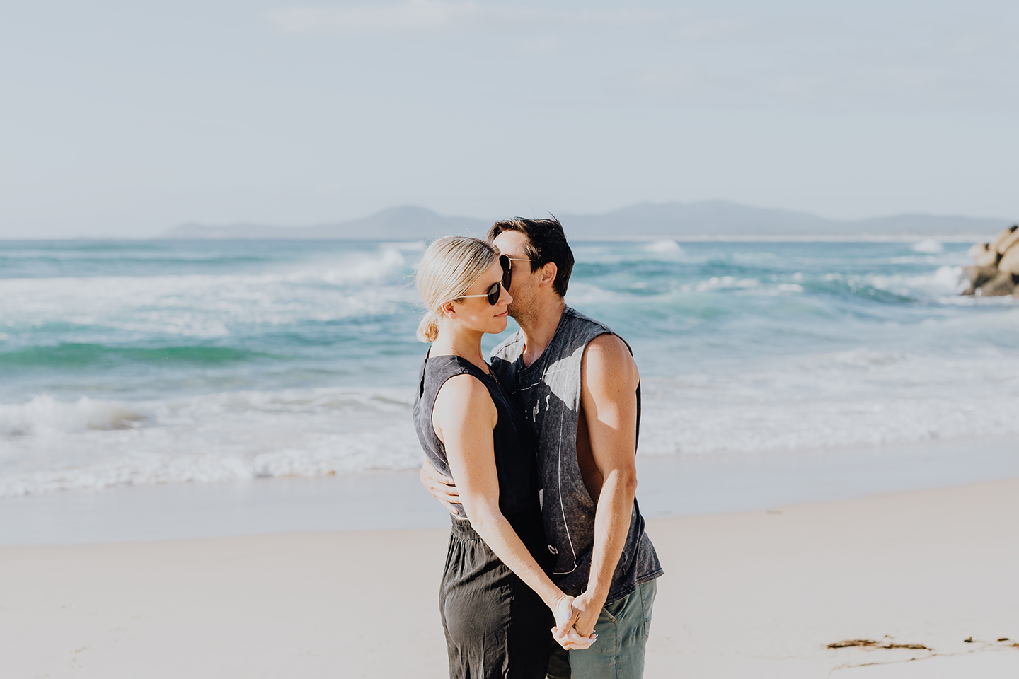 engagement, wedding, couple, lovers, beach, Alice Payne Photography